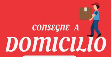 CONSEGNE A DOMICILIO