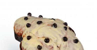 Pasticceria Gabbiano | Colomba Cremamarena | 1kg